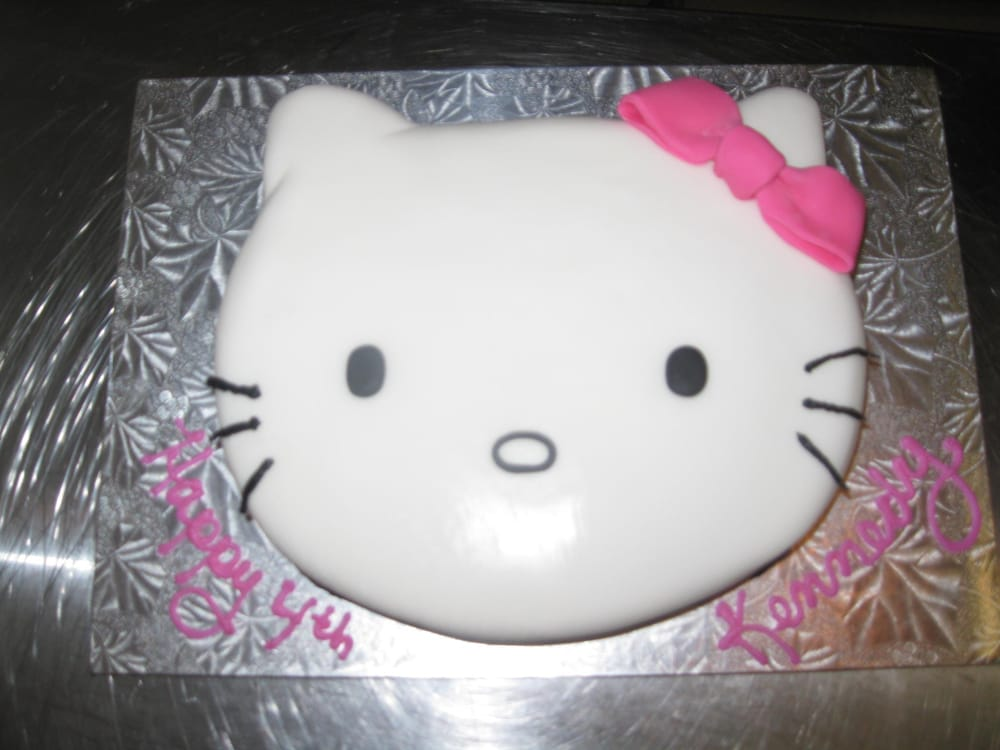 Hello Kitty Cake - Yelp