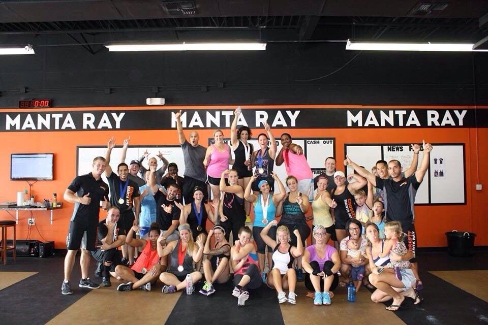 CrossFit Manta Ray: 27376 US Hwy 19 N, Clearwater, FL
