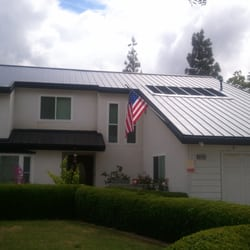 Photo Of Advanced Roofing U0026 Raingutters   Fresno, CA, United States. Black  Standing