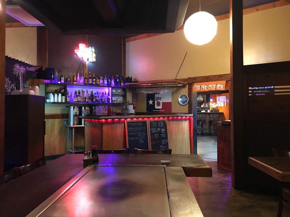 Ichiban Japanese Steak House: 2412 College Hills Blvd, San Angelo, TX