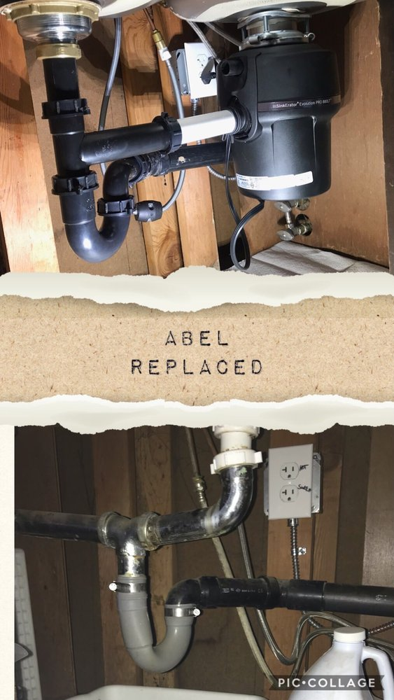 Able Plumbing & Electrical: 551 Country Dr, Chico, CA