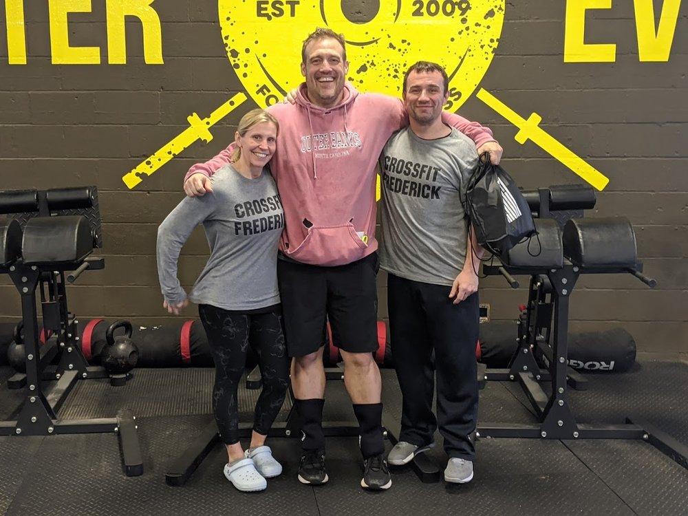 CrossFit Frederick: 5119 Pegasus Ct, Frederick, MD