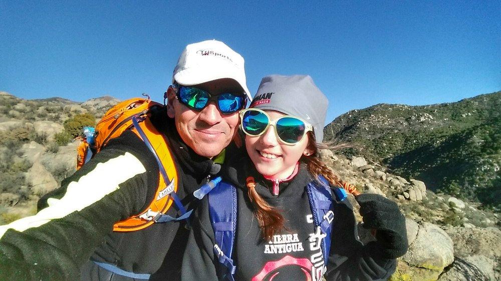 Embudo Canyon Trailhead