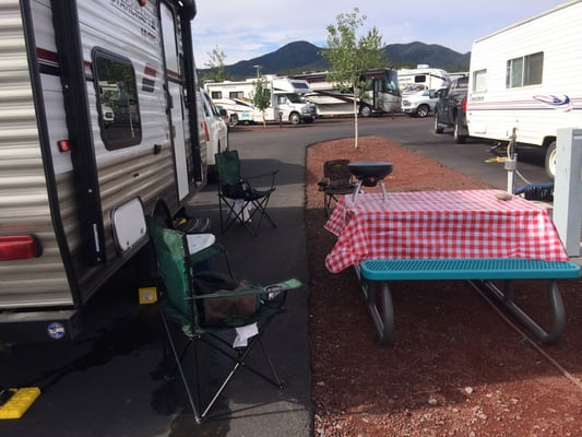 Grand Canyon Railway Rv Park Williams Az Yelp