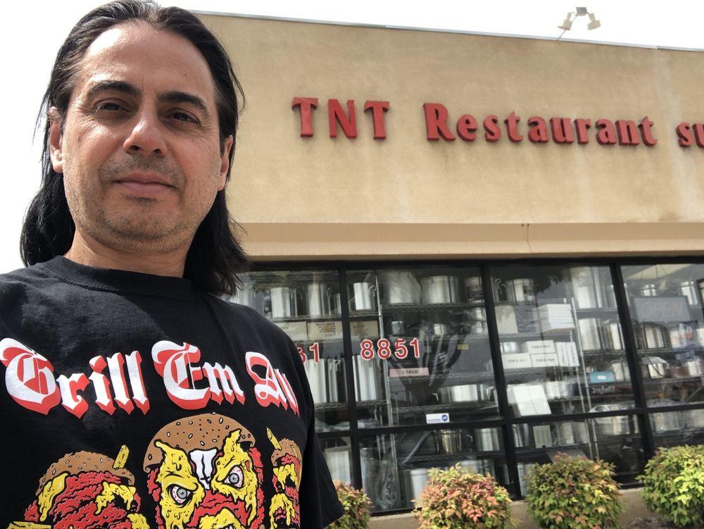 TNT Restaurant Supplies: 530 W Valley Blvd, Alhambra, CA