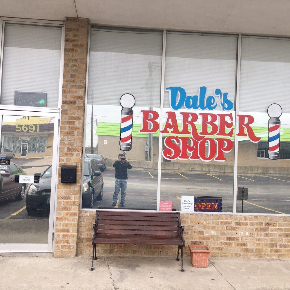 Dales Barber Shop: 5691 Westcreek Dr, Fort Worth, TX