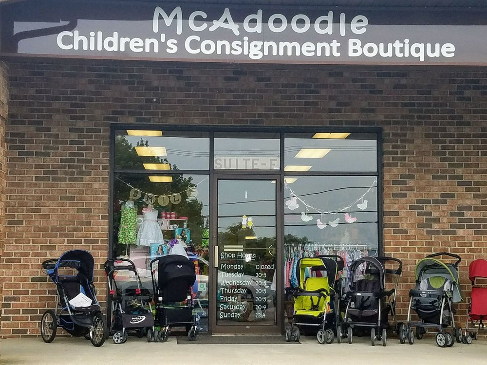 Mcadoodle Consignment