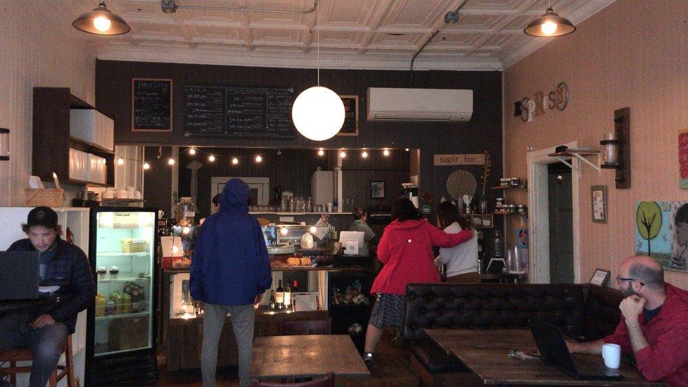 Barrio Bakery & Cafe: 197 N Winooski Ave, Burlington, VT