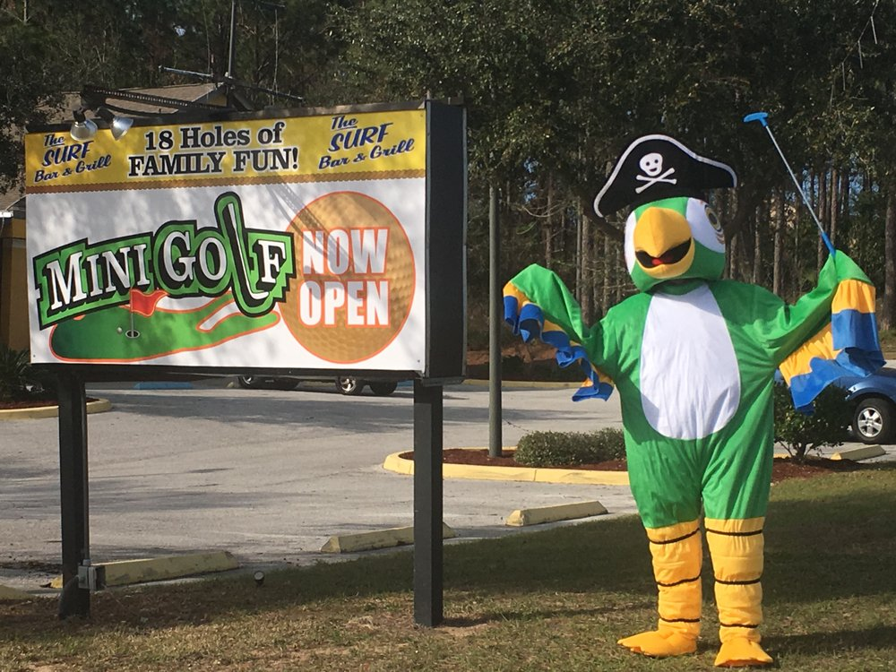 Minneola Mini golf: 650 N Hwy 27, Minneola, FL