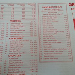 Great Wall Chinese Restaurant - Chinese - 1629 Dutch Broadway ...