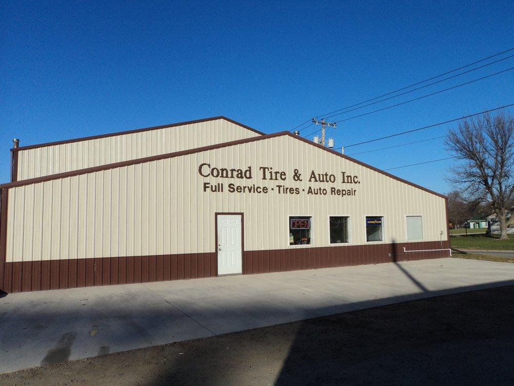 Conrad Tire & Auto, Inc: 211 West Center St, Conrad, IA