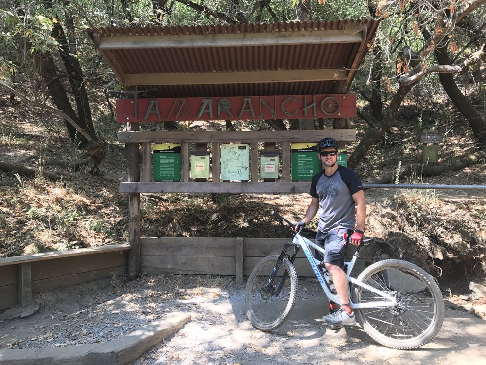 Mountain Bike San Francisco: 40 Manor Rd, Fairfax, CA
