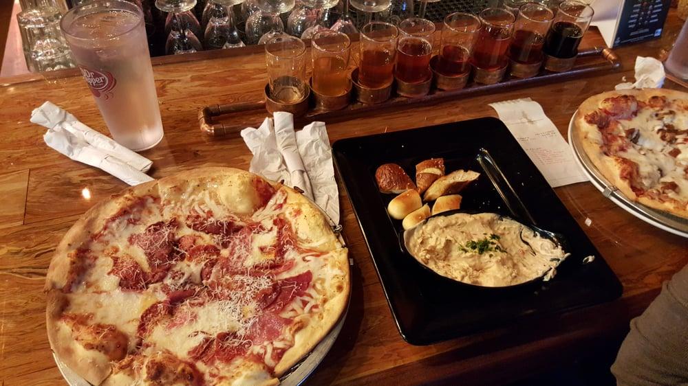 Wichita Brewing Co & Pizzeria East: 535 N Woodlawn, Wichita, KS