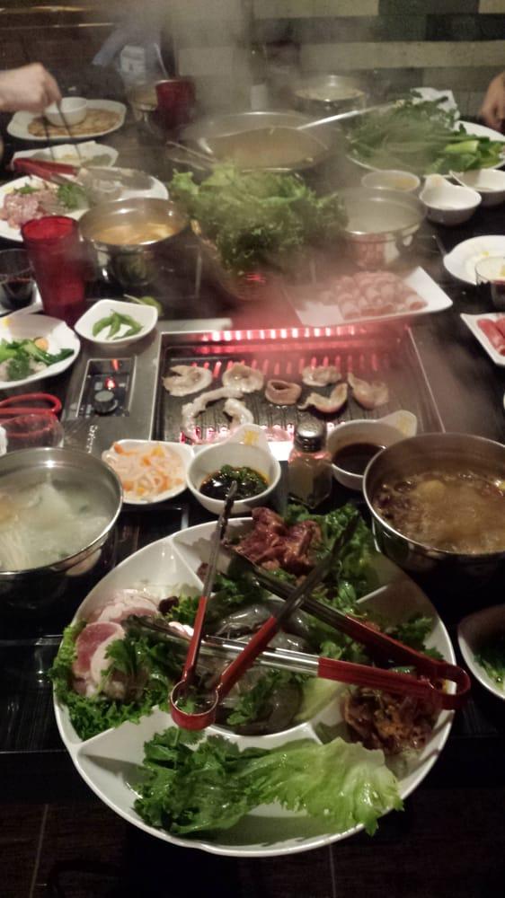 Nine ting 274 foto cucina coreana chinatown for Cucina coreana