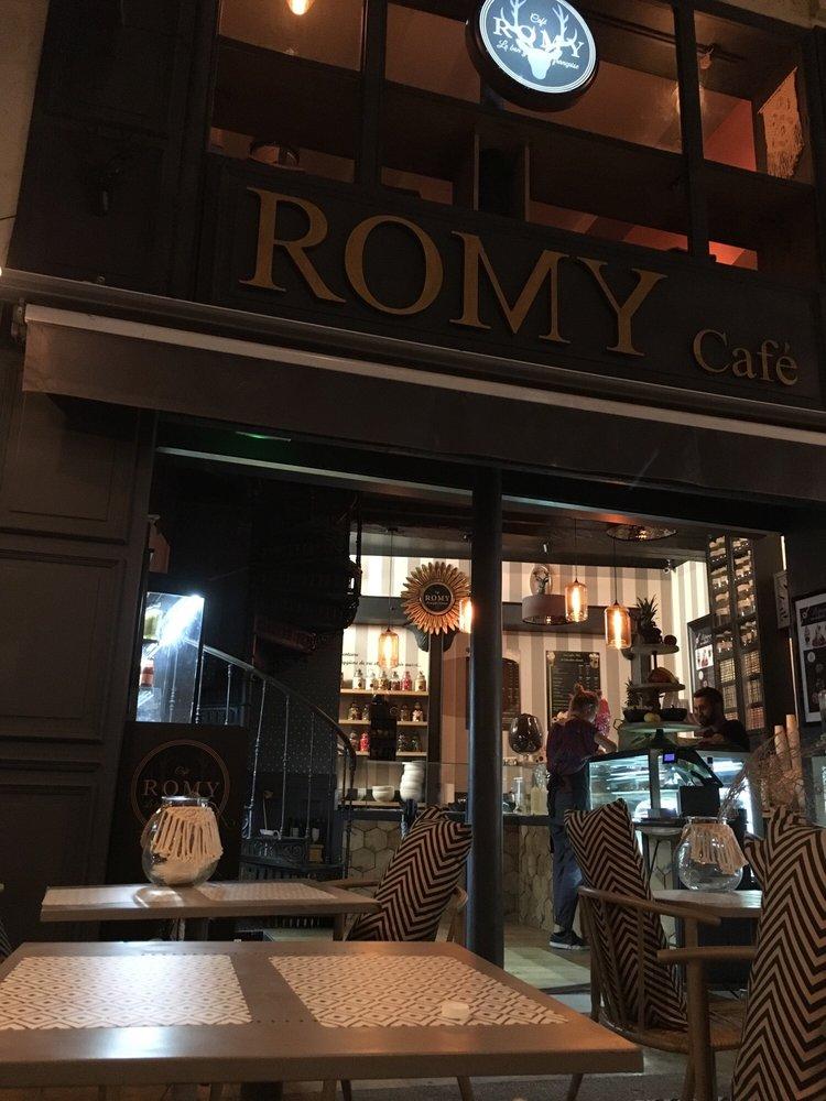 romy caf petit d jeuner brunch 7 rue de laiguillerie montpellier restaurant avis. Black Bedroom Furniture Sets. Home Design Ideas