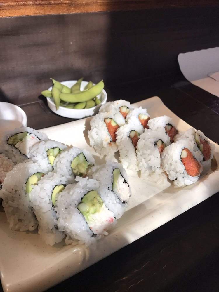 Sushi Zutto: 347 Orange St, Redlands, CA
