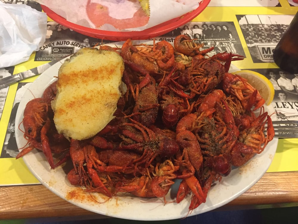 Bay City Seafood & Steak: 3729 7th St, Bay City, TX