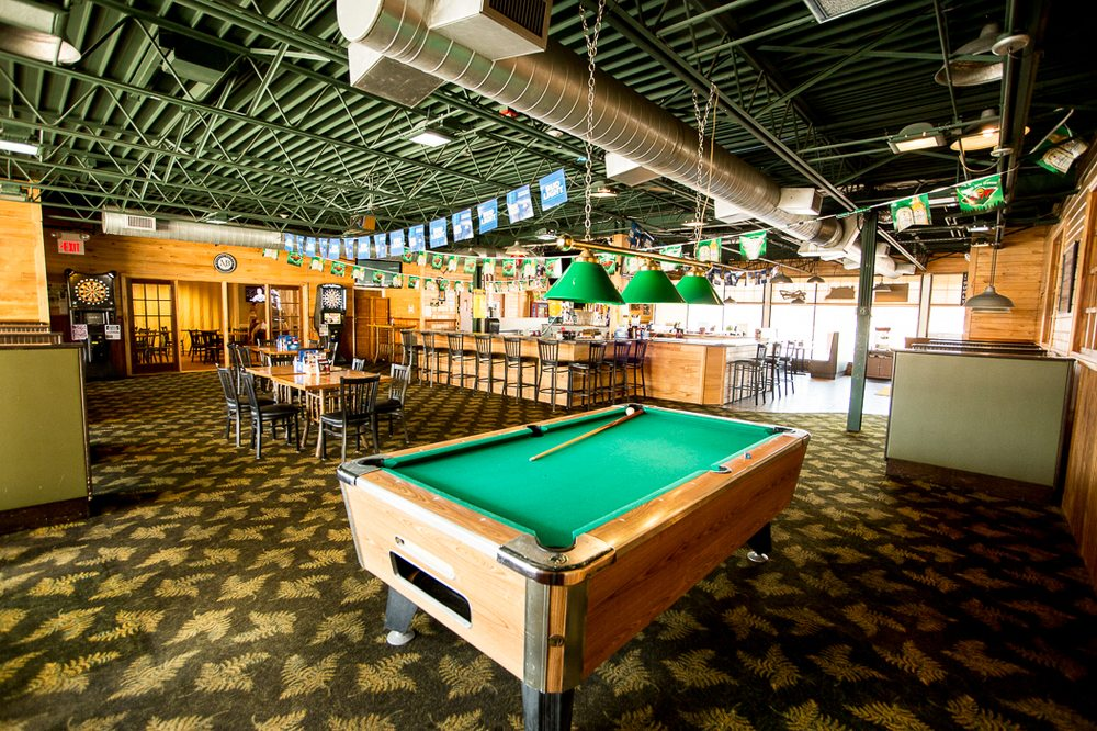 Grab A Game Of Pool In The Big Island Grille And Bar Yelp - Big 5 pool table
