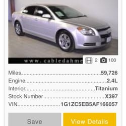 Cable Dahmer Chevrolet - 14 Photos & 28 Reviews - Car Dealers - 1834