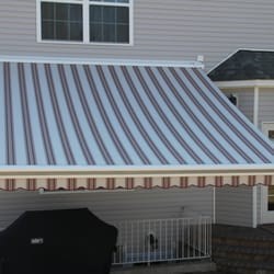 Rollup Awnings - 13 Photos & 11 Reviews - Shades & Blinds