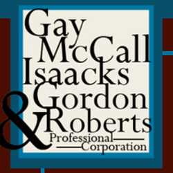 Gay mccall isaacks plano texas