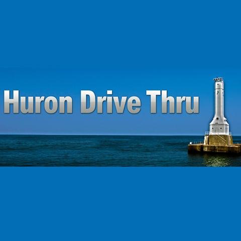 Huron Drive Thru: 910 Main St, Huron, OH