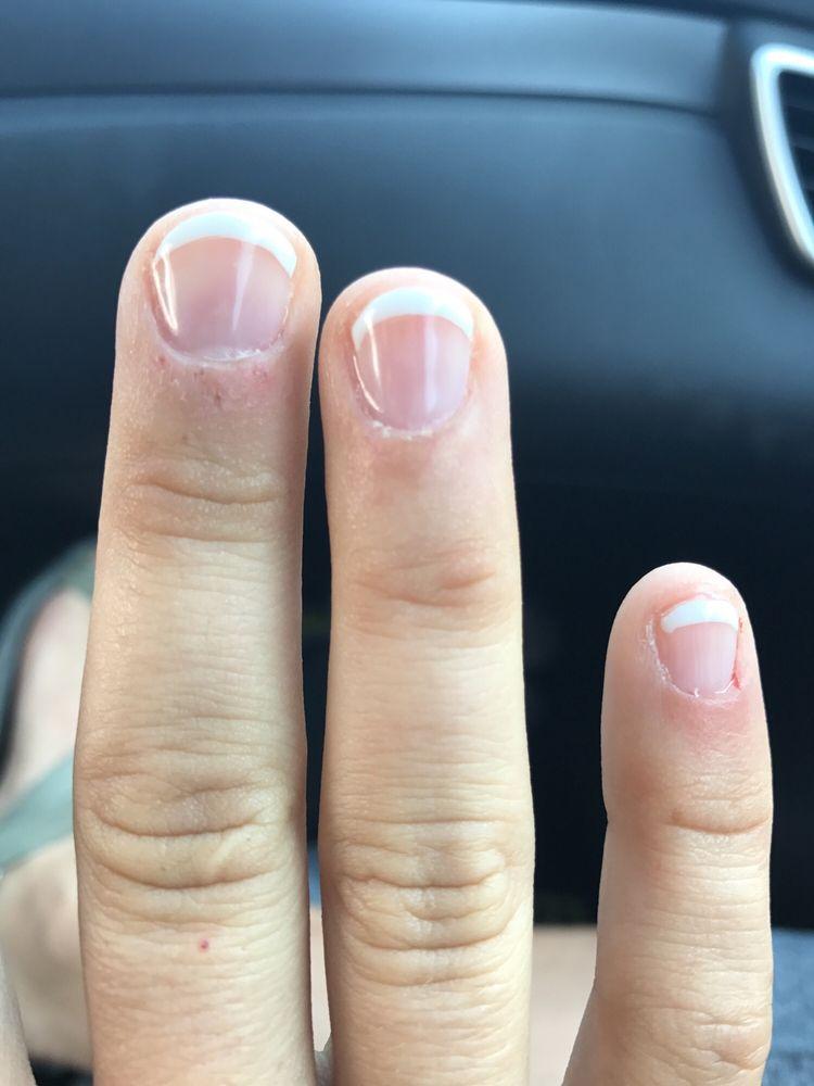 Top Nails: 1564 N Mitchell St, Cadillac, MI