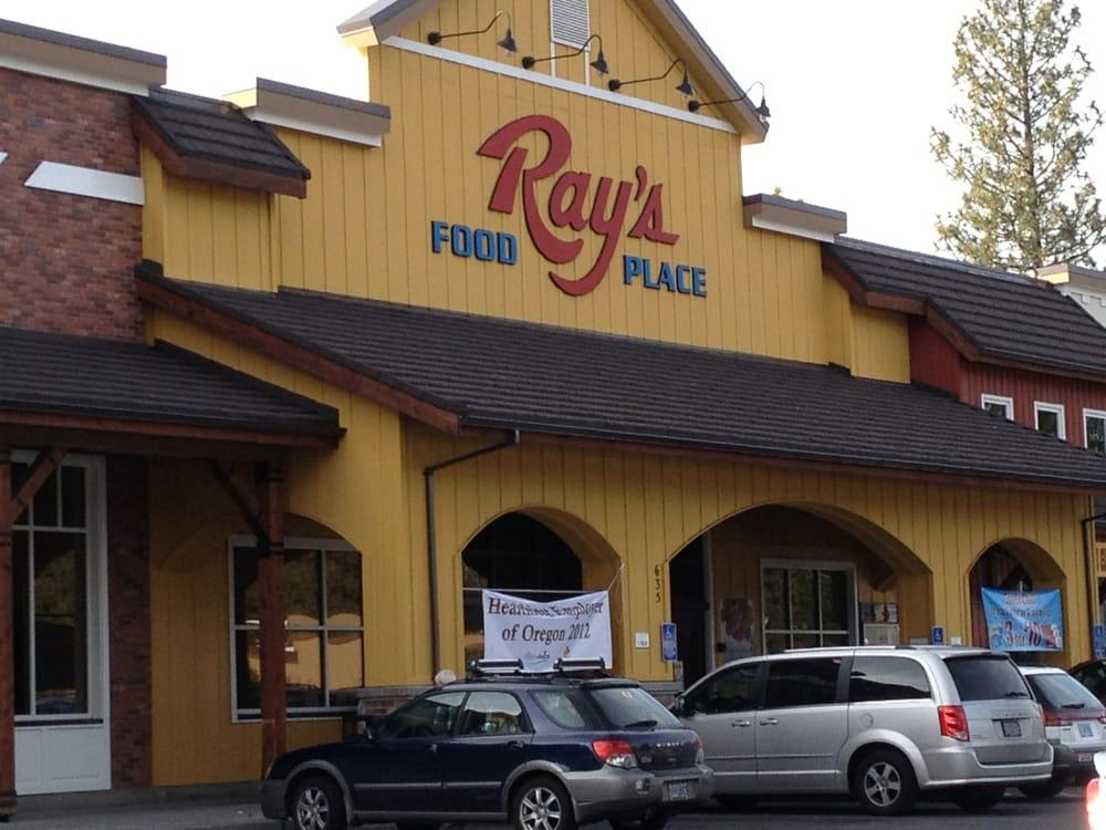 Ray's Food Place: 635 N Arrowleaf Trl, Sisters, OR