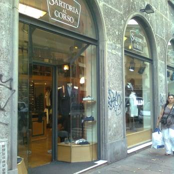 Sartoria al corso abbigliamento maschile san for Corso roma abbigliamento