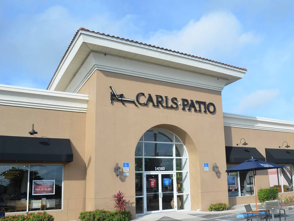 Carls Patio Fort Myers 12 Photos Furniture Shops 14380 S Tamiami Trl Fort Myers Fl