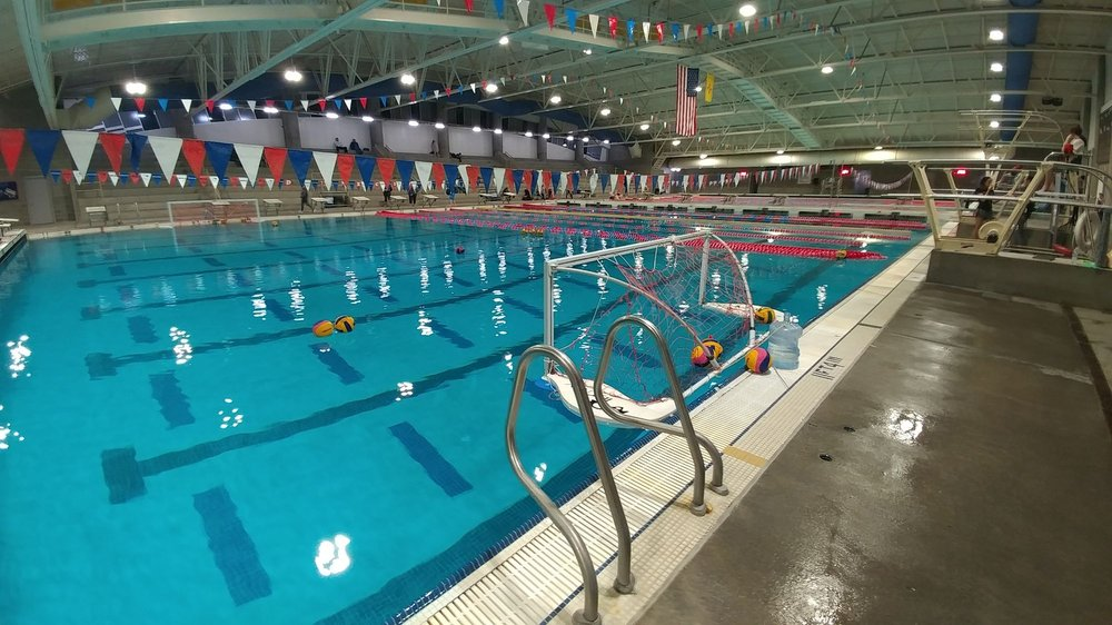 the pool is huge you can do laps or you can do private swimming lessons group lessons yelp