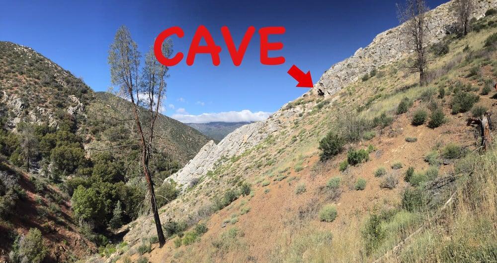 Packsaddle Trail: Sierra Way, Kernville, CA