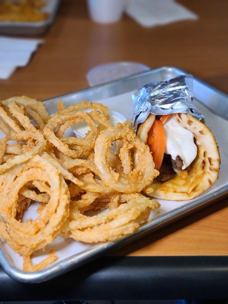 Fuego Burger: 4400 Benbrook Hwy, Fort Worth, TX