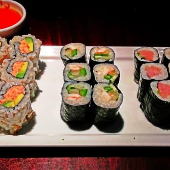 Blue fish house closed 161 photos 217 reviews for Blue fish sushi menu