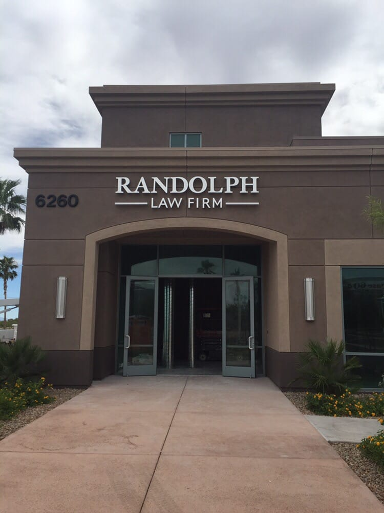 Randolph law firm pc bankruptcy law 6260 n durango dr for Randolph and associates