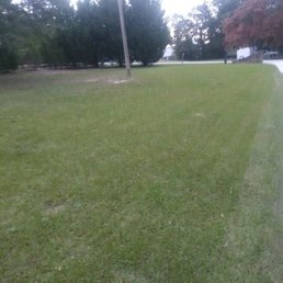 Photo Of Hight S Helping Hands Lawn Care Lithonia Ga United States Mowed