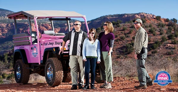 Pink Jeep Tours 204 N State Route 89A Sedona, AZ Tours Operators U0026  Promoters   MapQuest
