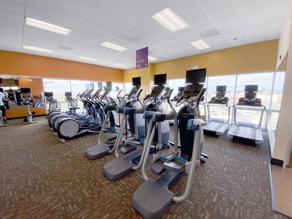 Anytime Fitness: 120 General Stilwell Dr, Marina, CA