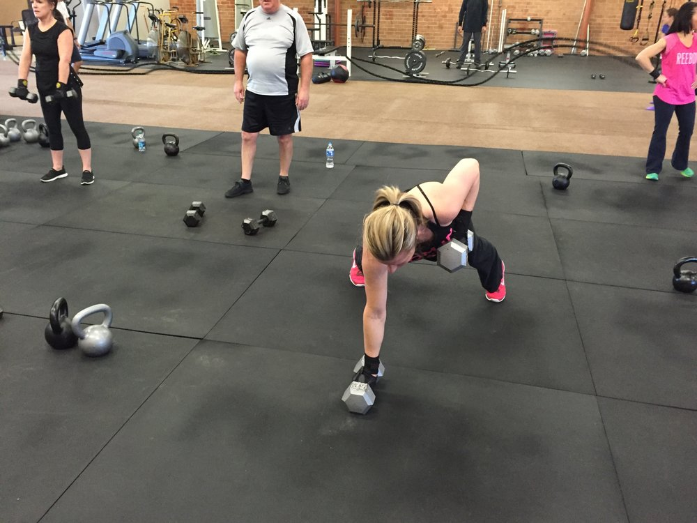 Master's Fitness