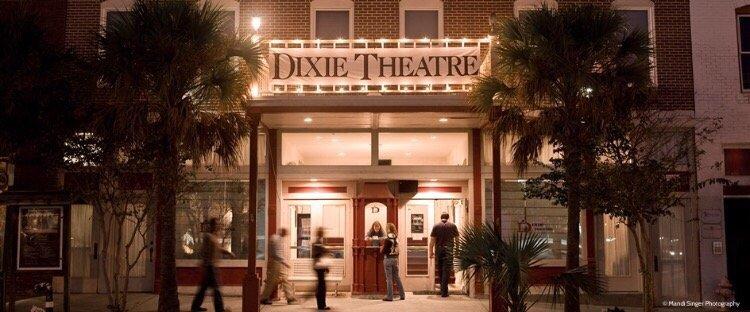 Dixie Theatre: 21 Ave E, Apalachicola, FL