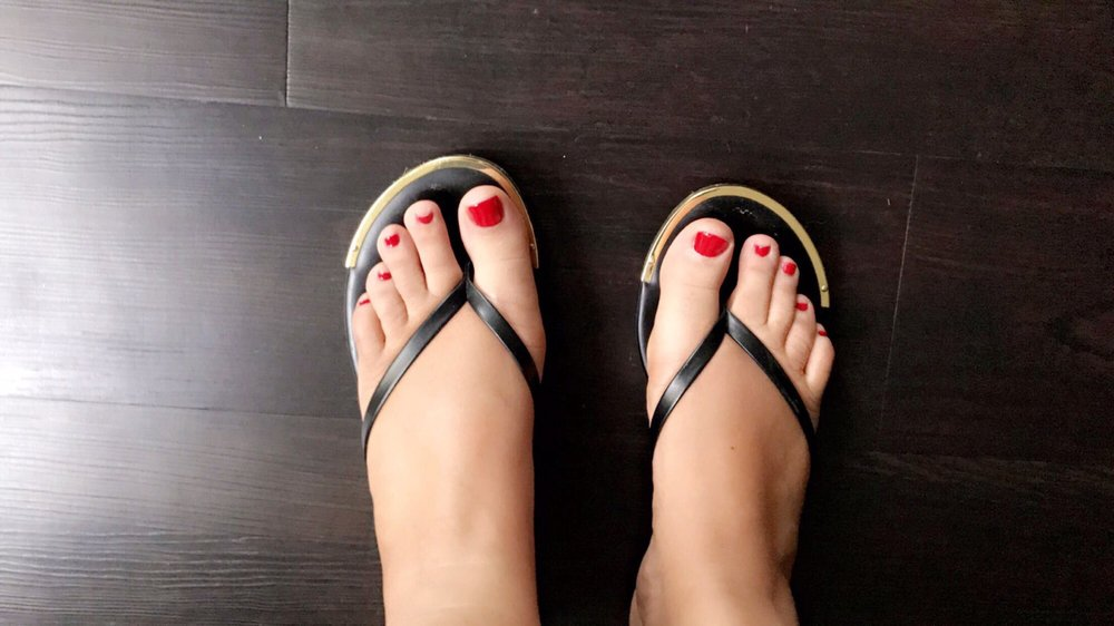 Relaxed feet - Yelp