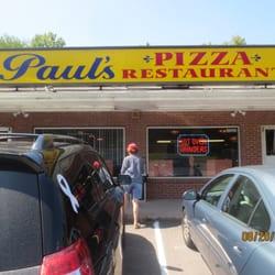 Paul S Pizza Restaurant Vernon Ct
