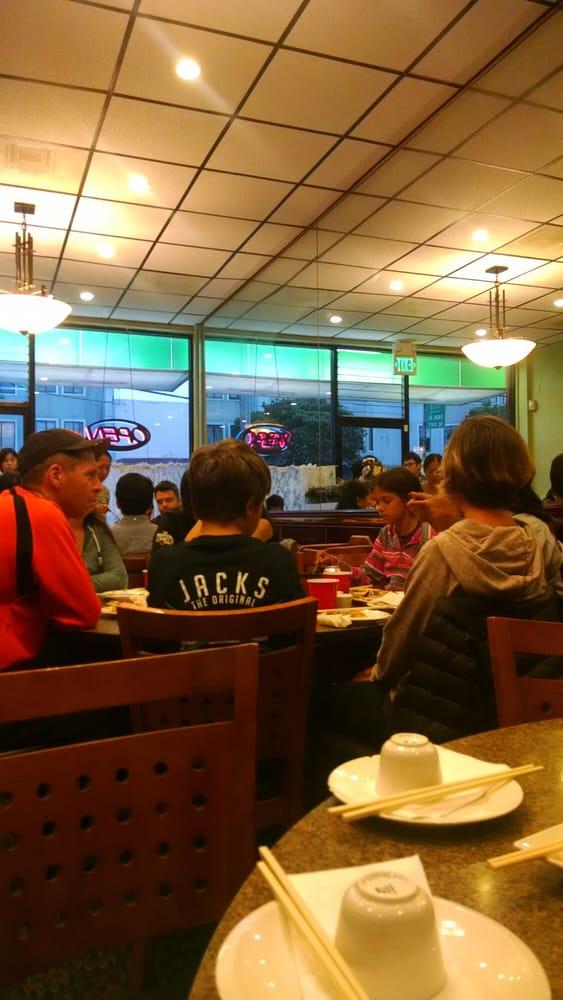 The Mandarin Restaurant San Francisco Ca
