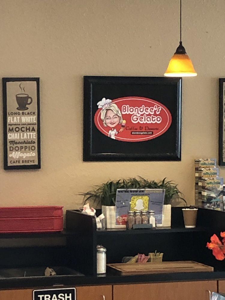 Blondee's Gelato: 203 E Twiggs St, Tampa, FL