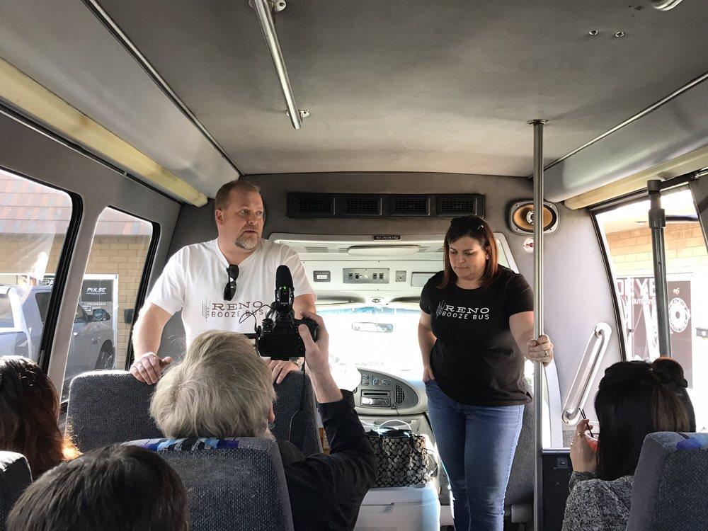 Reno Booze Bus