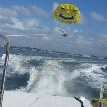 Photo Of Paradise Parasail Fort Myers Beach Fl United States