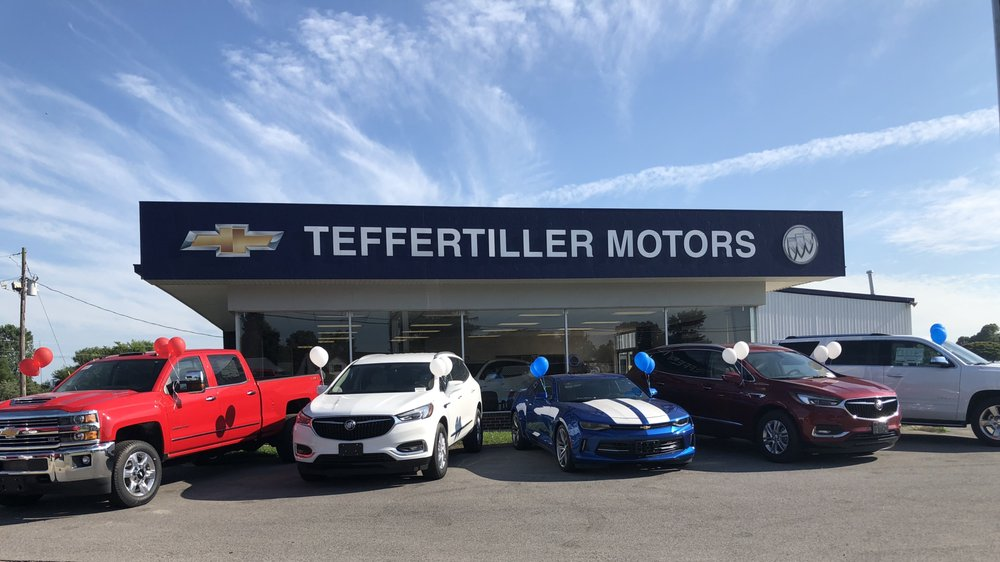 Teffertiller Motors: 1008 E Randolph, McLeansboro, IL