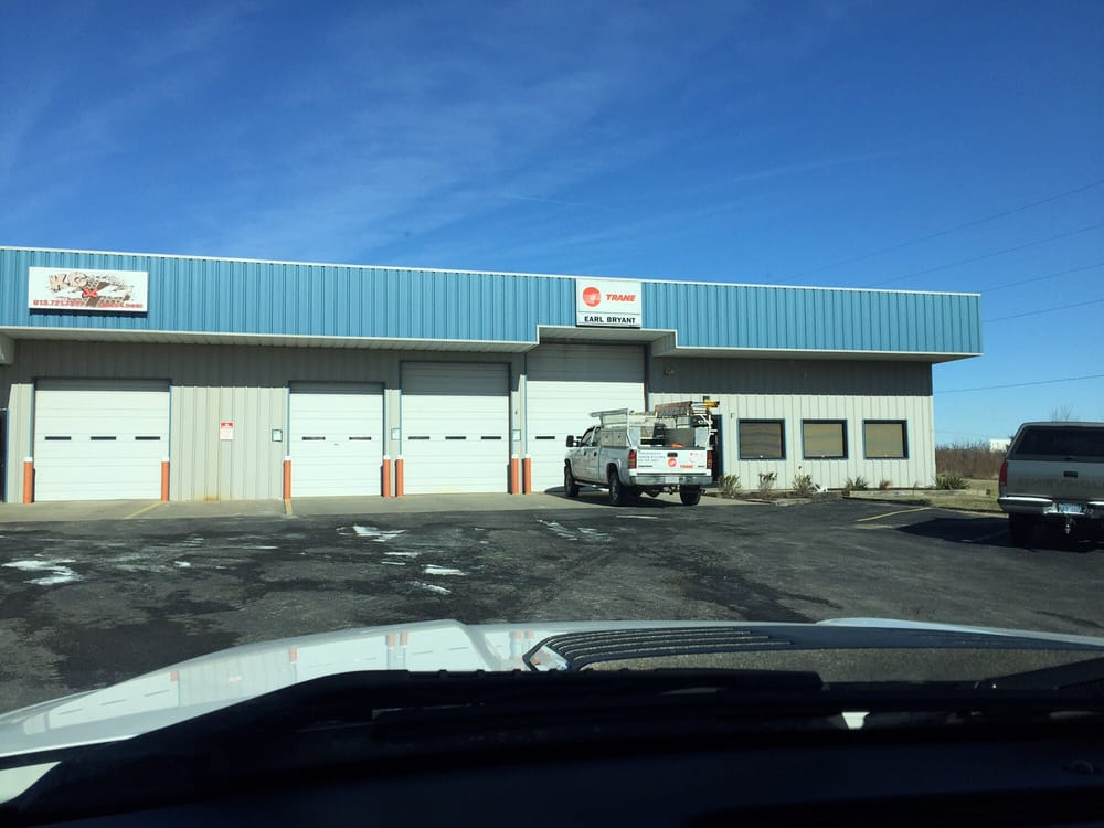 Earl Bryant Heating & AC: 15280 Briar Rd, Basehor, KS
