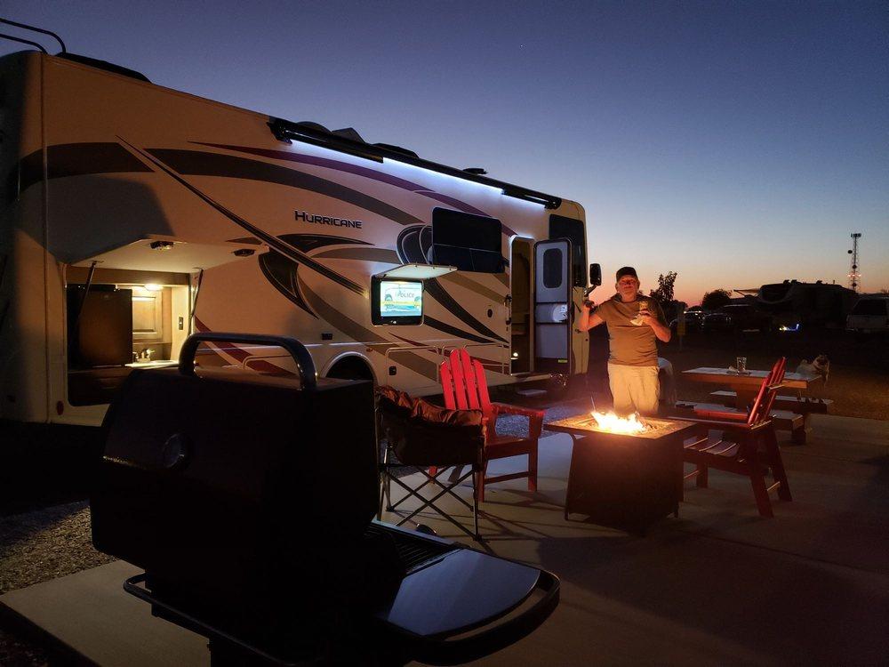 Sonoran Desert RV Park: 800 S Butterfield Trl, Gila Bend, AZ