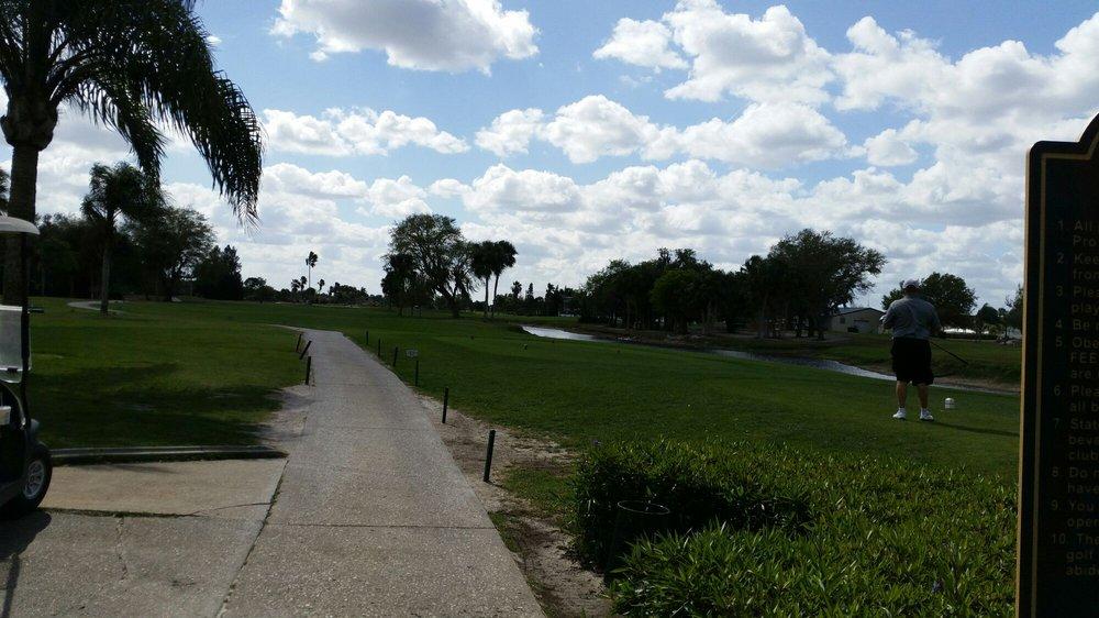 Deep Creek Golf Club: 1260 San Cristobal Ave, Punta Gorda, FL